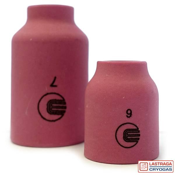 Gascup  voor de gaslens  - 3 of 10 stuks