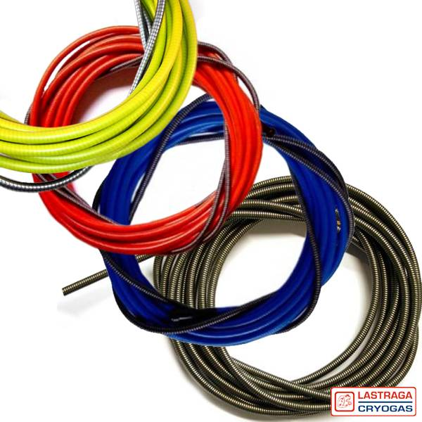 Liner - Staal Blauw, Rood, Geel en Blank