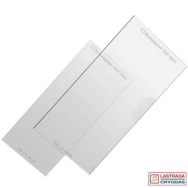 Speedglas 9100 - Beschermruit binnenzijde - 5 stuks
