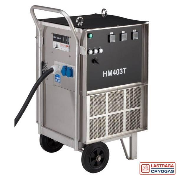 HM 403T R26 - Warmtebehandeling