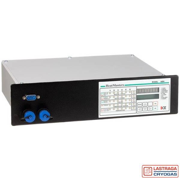 HM-Rigel26 - Warmte behandeling proces controller and software
