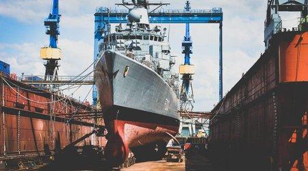 Lastechniek in de scheepsbouw