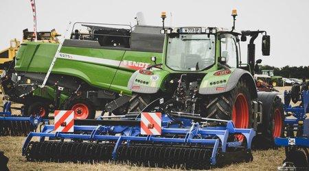 Lastechniek in de agrarische sector