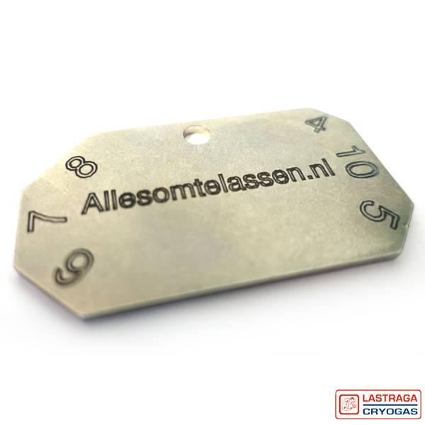 Lashoogtemeter - Gratis bij besteding van 50 euro