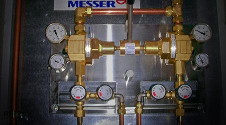 Gasdistributiesysteem