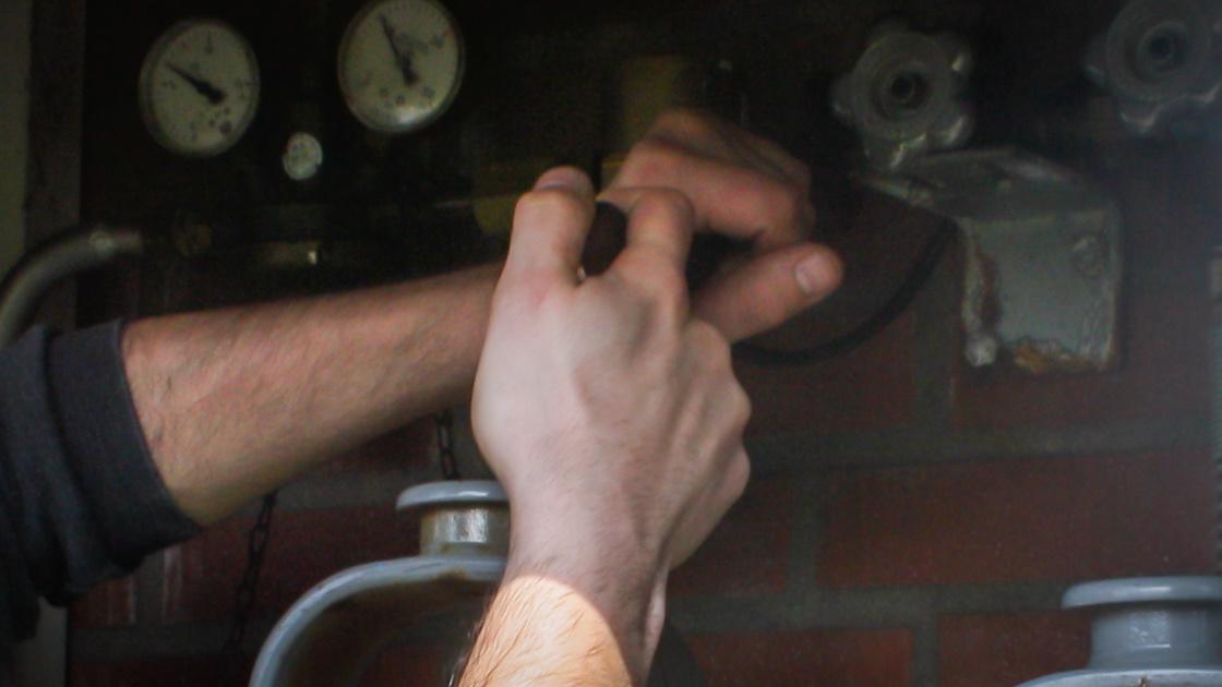 Onderhoud gasdistributiesysteem en afnamepunten
