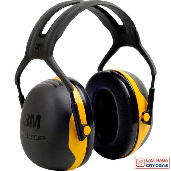 Gehoorkap 3M Peltor X2A - SNR 31 dB