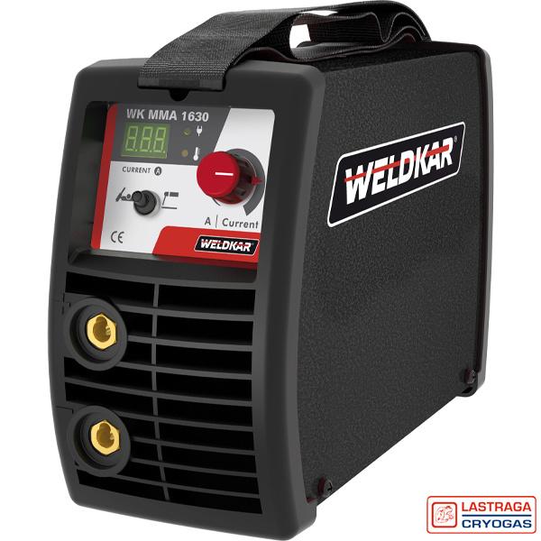 WK MMA 1630 - Elektroden lasapparaat