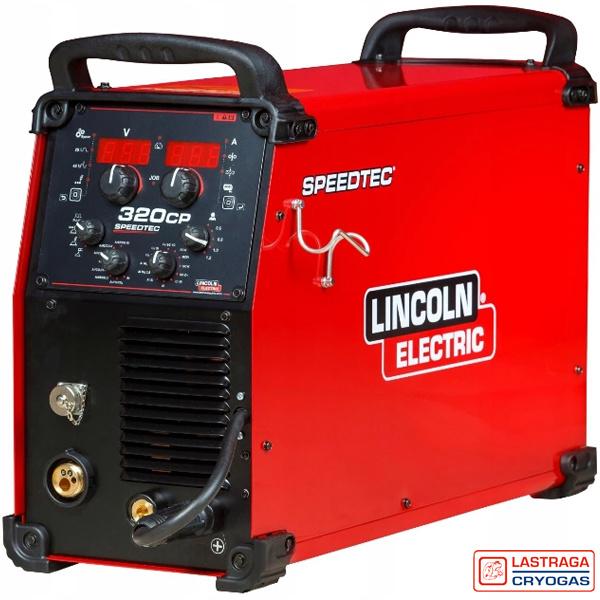 Speedtec 320CP - Met Puls mode - Multiproces lasapparaat