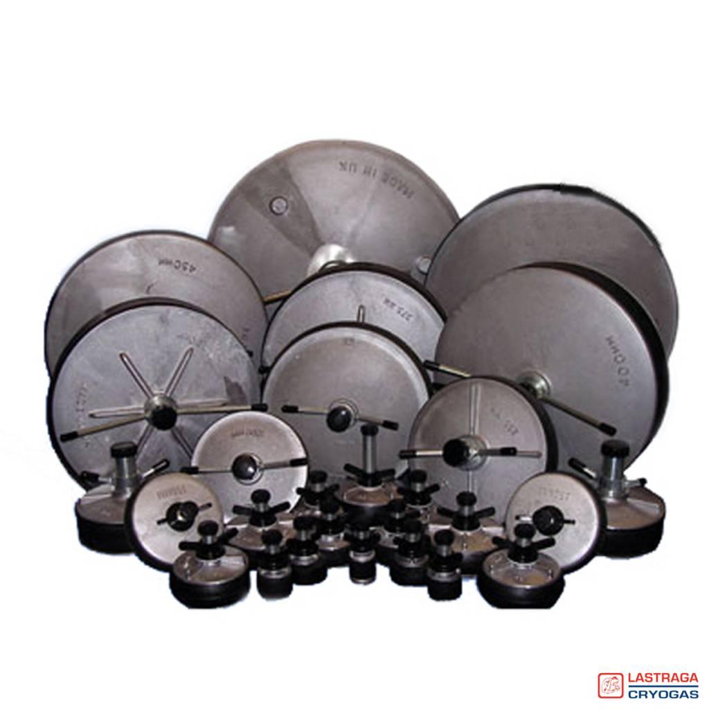 Aluminium pijpstoppers