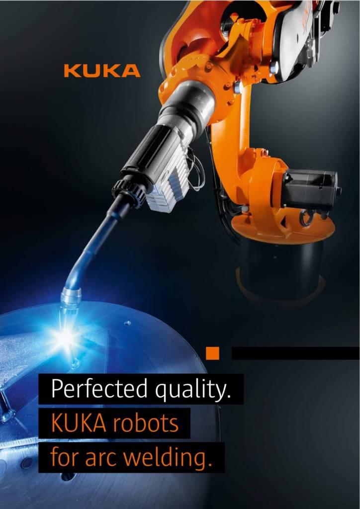 KUKA AUTOMATISERING + ROBOTS  : MEER DAN ALLEEN EEN ROBOT