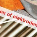 Verschil Onder Poederdek lassen en Elektroden lassen