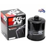 K&N Filters Filtre à Huile K&N pour Kawasaki W650/W800