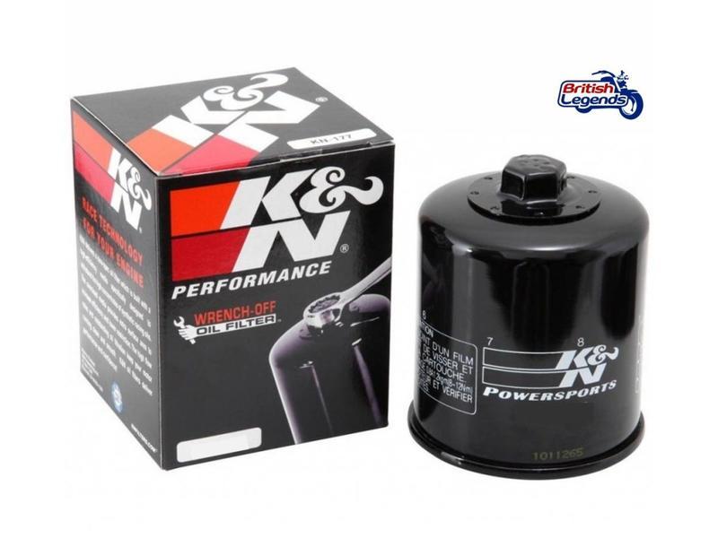 K&N Filtre à Huile K&N pour Kawasaki W650/W800