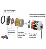 K&N Oil Filter K&N for Kawasaki W650 and W800