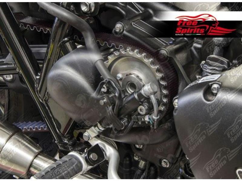 Free Spirits Drive-Belt Kit for Triumph Twins 900/1200cc