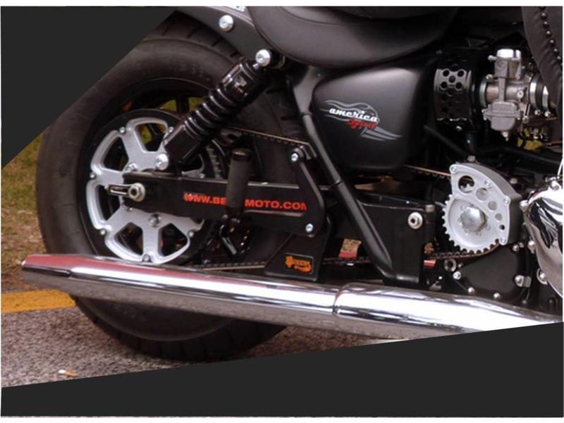 Free Spirits Kit Courroie pour Triumph Twins 790/865cc