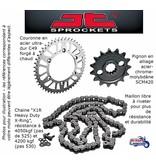 JT Sprockets Chain & Sprocket Kit for Street Triple and Daytona