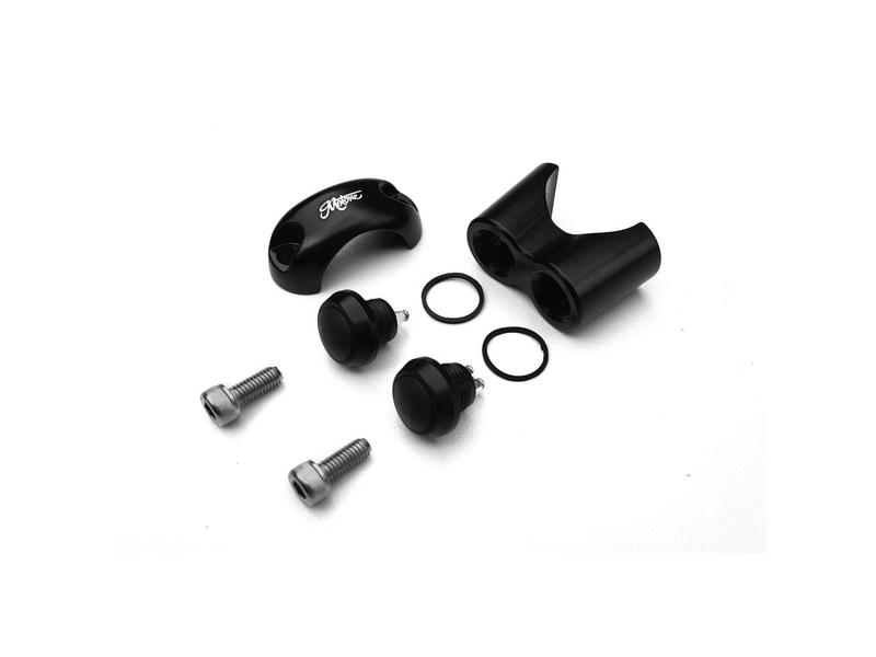 Motone Custom Solid Alloy Micro-Switch 2/3/4 Buttons