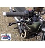 Poignées Réglables en Alu Massif pour motos Triumph