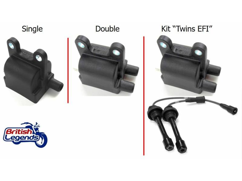 High-Performance Ignition for Triumph motorcycles