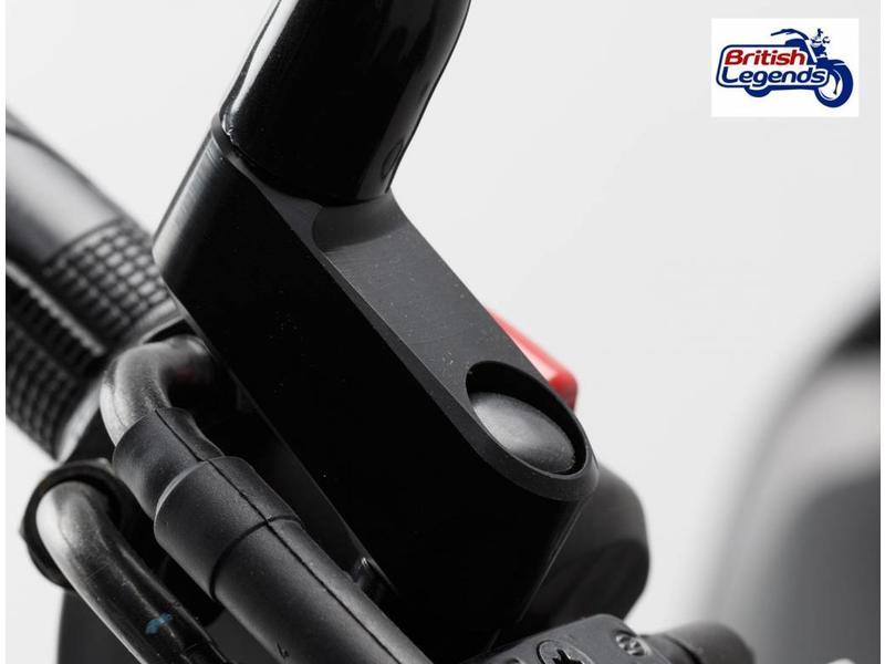 SW-Motech Extensions de Rétroviseurs pour motos Triumph