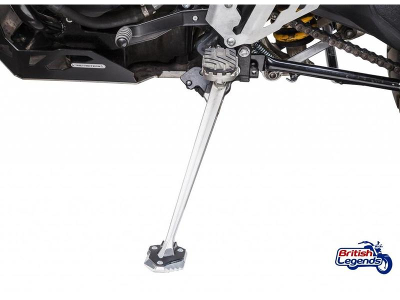 SW-Motech Side Stand Extension for Triumph Tiger