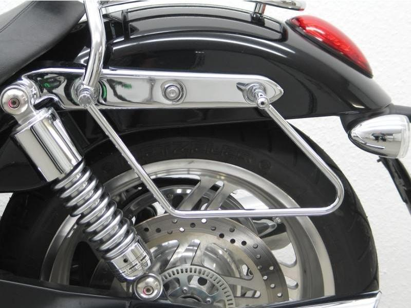 MOTORCYCLE LEATHER SADDLEBAGS PANNIERS TRIUMPH THUNDERBIRD AMERICA BONNEVILLE