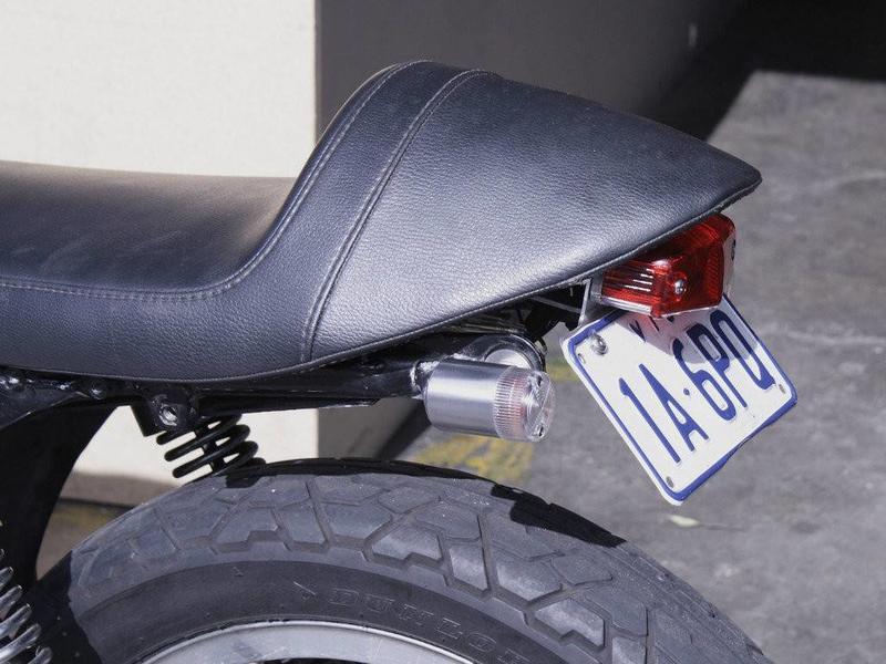"Taillight ""Lucas 525"""