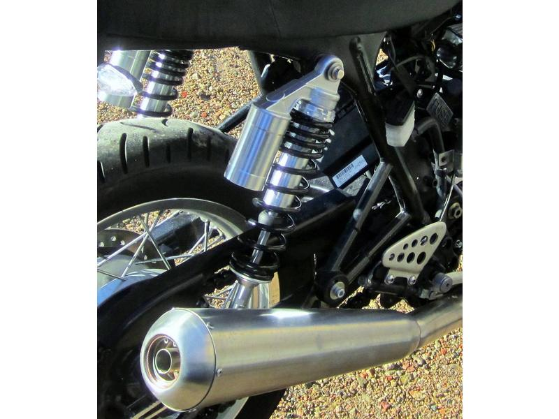 TEC Stainless 2-into-1 Exhaust Bonneville/Thruxton