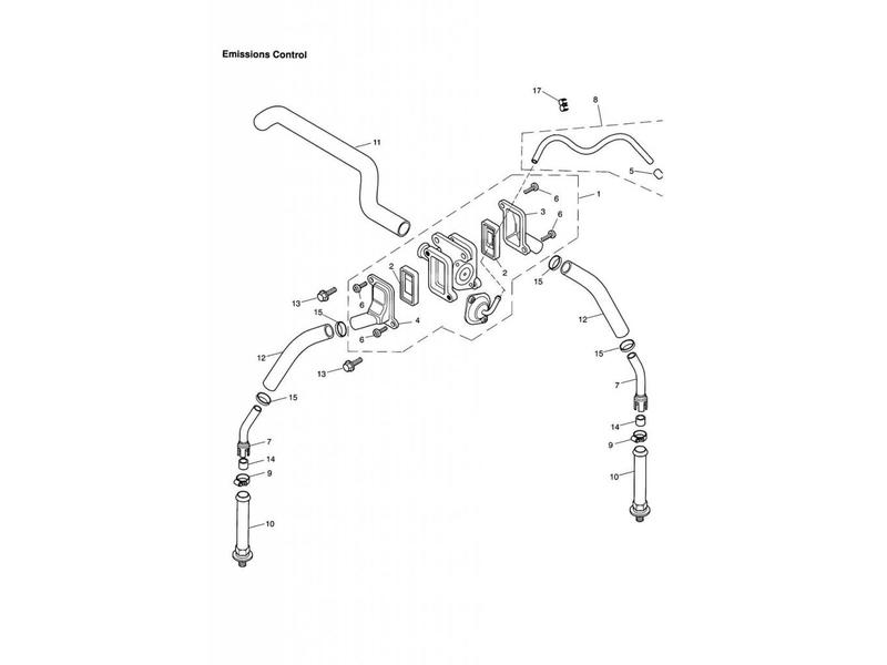 Air Injection Elimination Kit for Triumph Twins