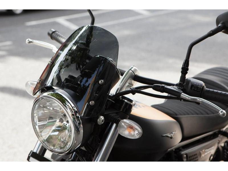 DART Pare-Brise pour Moto Guzzi V9