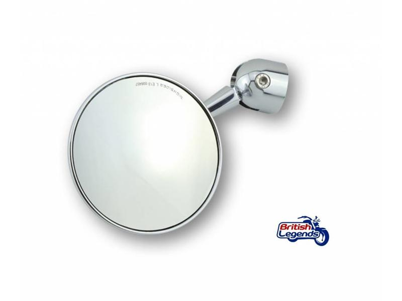 """Vintage-Racer"" Bar-End Mirrors"