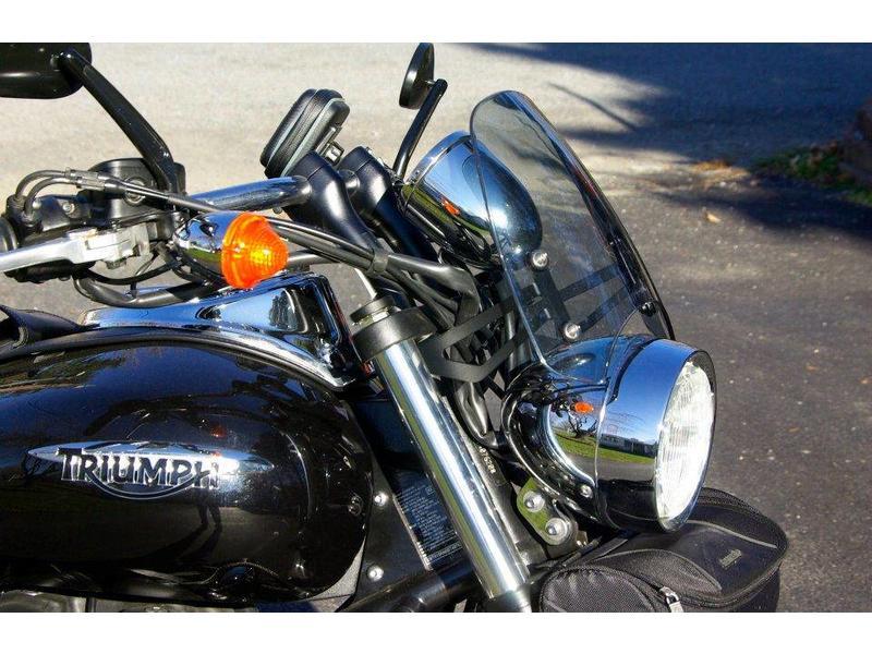 DART Pare-Brise pour Triumph America et Speedmaster