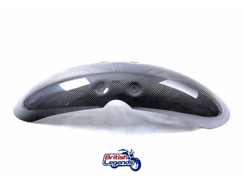Carbon-Fibre Body Kit for Bonneville T100/T120