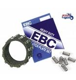 EBC Kit Embrayage (disques + ressorts) pour Kawa W650/W800