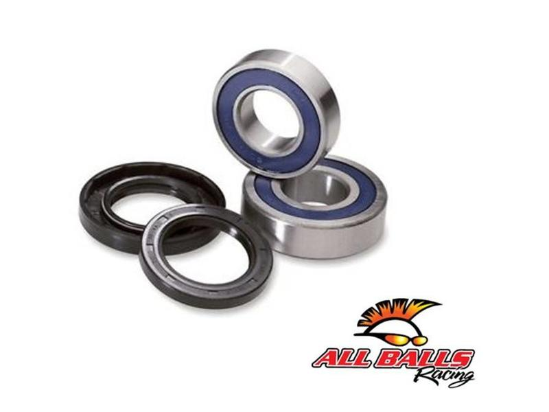 All Balls All Balls Wheel Bearings for Kawasaki W650/W800
