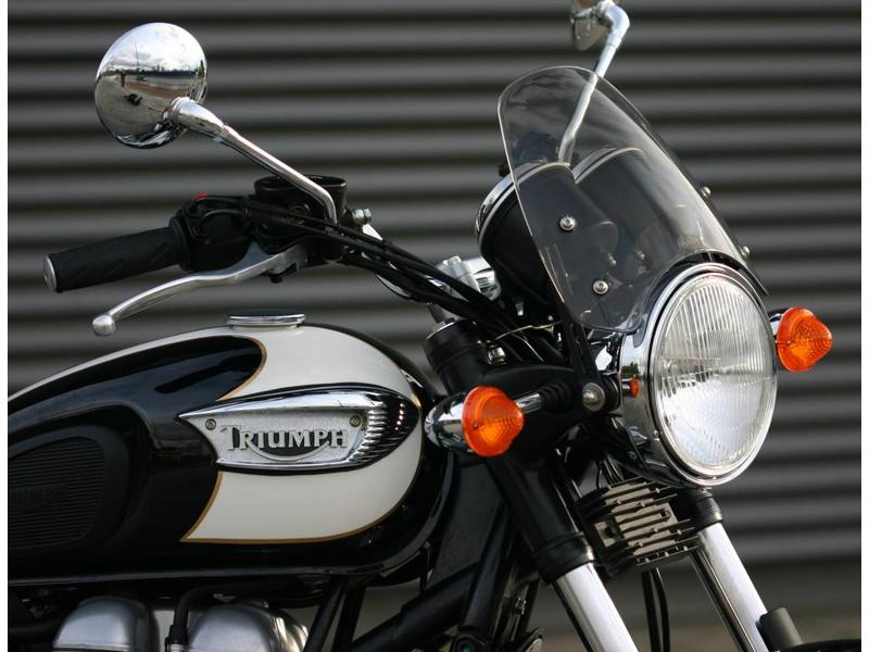 DART Pare-Brise pour Triumph Bonneville