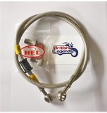 Braided Stainless-Steel Brake Hose for W650/W800