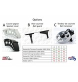Free Spirits Drive-Belt Kit for Triumph Twins 790/865cc
