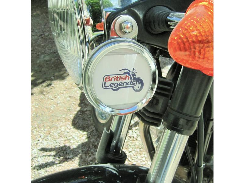 Old-Style License (Tax Disc) Holder