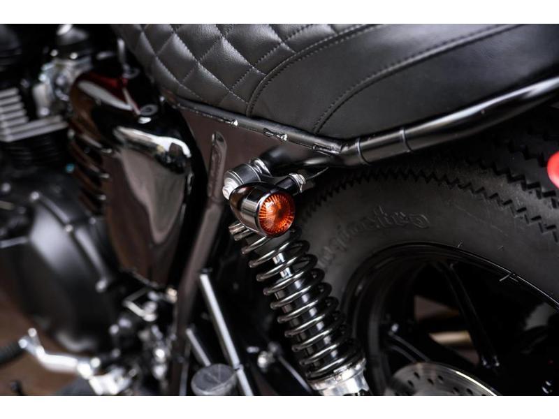 "Motone ""Bullet"" Indicators in Solid Aluminum"