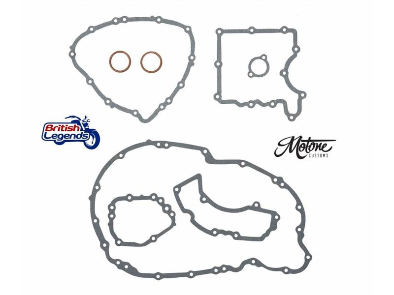 Motone Engine Gasket Set for Triumph Motorcycles