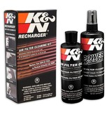 K&N Filters Cleaning Kit for K&N Air Filters