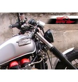 """Free Spirits Low Headlight """"Direct Fit"""" for Triumph Twins"""