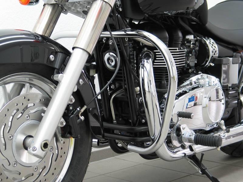 Fehling Engine Crash Bars for America and Speedmaster