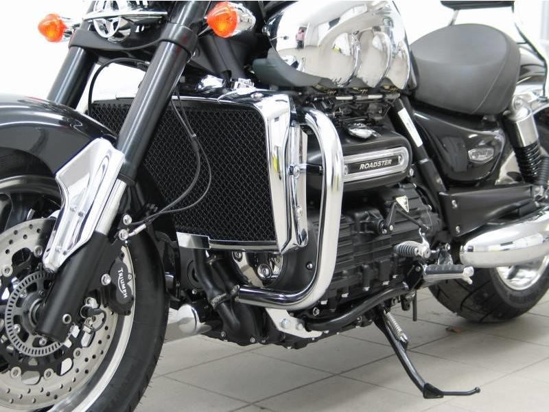 Fehling Engine Protection for Triumph Rocket III