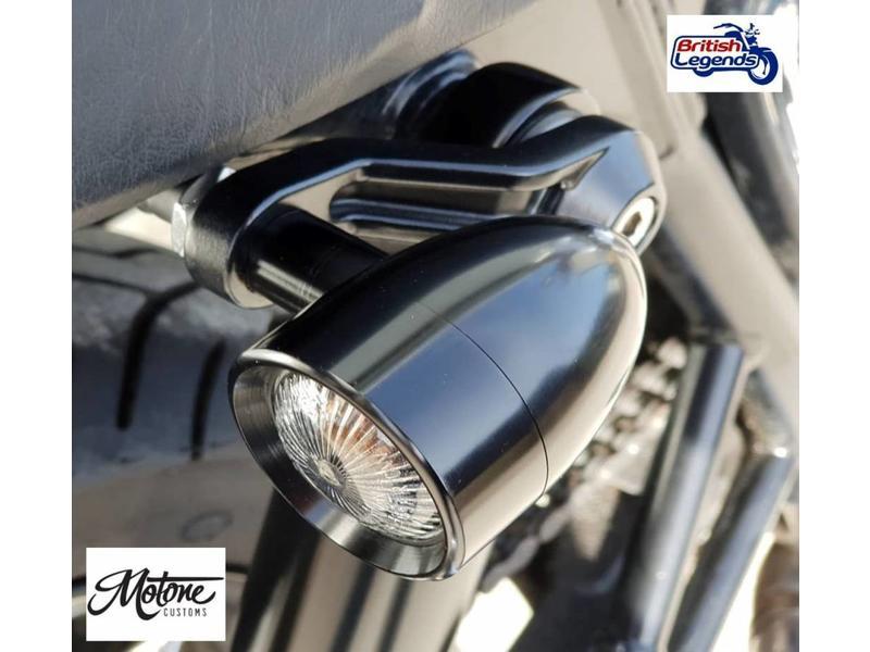 """Motone Supports de Clignotants """"Tri-Line"""" pour motos Triumph"""