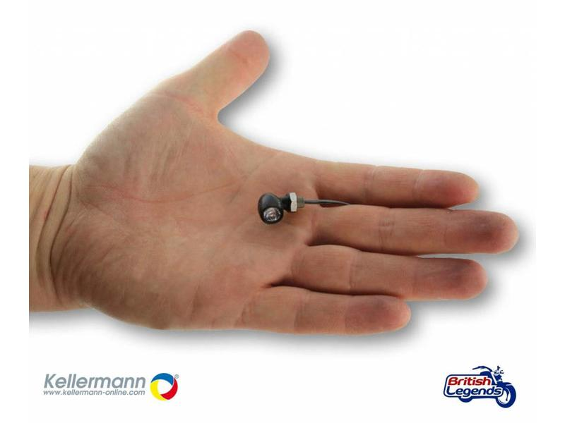 "Kellermann ""Bullet Atto"" indicators (pair)"