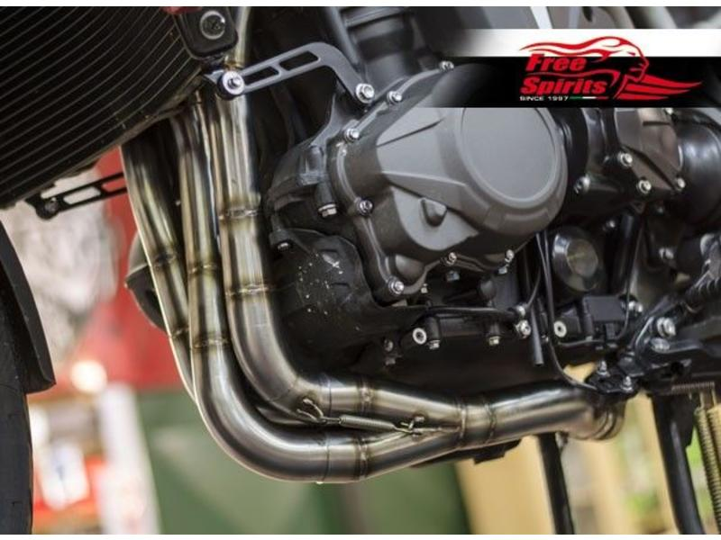 Free Spirits Stainless Steel Headers Tiger 1200 (Cat Bypass)